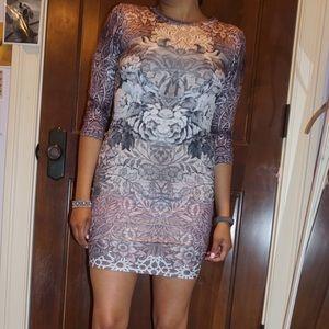 TOPSHOP Body con dress